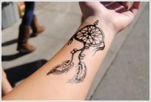 tatouage femme américain avant bras