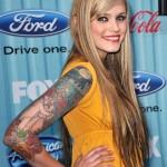 tatouage femme américain bras