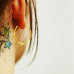 tatouage femme américain discret