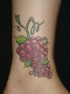 tatouage raison cheville