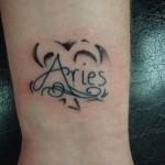joli tatouage femme poignet prénom