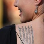 tatouage femme dos